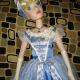 Disney Other   Cinderella Porcelain Doll   Color: Cream   Size: Os