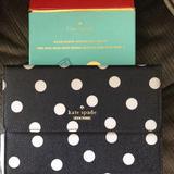 Kate Spade Accessories | Nib Kate Spade Keyboard Folio For Ipad Min | Color: Black/White | Size: Os