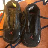 Nike Shoes   Baby Jordan Infant Sneakers Size 2c Crib Shoes   Color: Black   Size: 2c