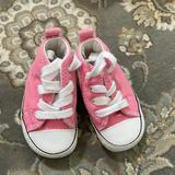 Converse Shoes   Baby Pink Converse Crib Shoe   Color: Pink   Size: 1bb
