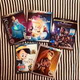 Disney Other   Disney Blue-Ray + Dvd   Color: Blue   Size: Os