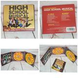 Disney Other | Disney High School Musical 2 Disc Set Cd | Color: Black/Gold | Size: Walt Disney