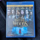Disney Other | Nwt An Open Disney'S Into The Woods Blu-Ray Dvd | Color: Blue | Size: Os