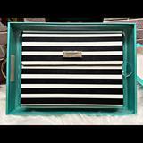 Kate Spade Accessories | Kate Spade Keyboard Sold Folio & Mini Ipad Case | Color: Black/White | Size: Mini Ipad