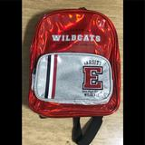 Disney Accessories   Disney High School Musical Backpack   Color: Red   Size: Small