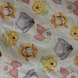 Disney Other | Disney Baby Winnie The Pooh Fitted Crib Sheet | Color: Tan | Size: Osbb