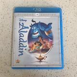 Disney Other | Disneys Aladdin - Diamond Edition Blu-Ray + Dvd | Color: Brown | Size: Os