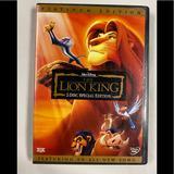 Disney Other | Lion King Dvd Platinum Special Edition | Color: black | Size: Os