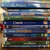 Disney Other | Disney Blue Ray Dvd Special Editions | Color: Blue | Size: Os