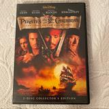 Disney Other | Disney | Pirates Of The Caribbean Dvd | Color: Black/Red | Size: Os