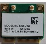langchen Dual Band Wireless AC 8265 8265HMW 2.4G/5Ghz 802.11ac Bluetooth 4.2 8265AC Mini PCI-E WiFi Wireless Card Adapter