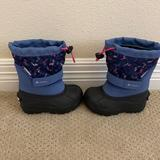 Columbia Shoes | Girls Size 9 Snow Boots | Color: Blue/Pink | Size: 9g
