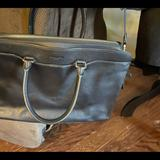 Coach Bags   Coach Leather Briefcase.   Color: Black   Size: Will Fit A 16 Laptop.