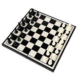 Nanxi Chess Board Set Game,Travel Magnetic Chess Piece Set,Folding,Portable,Traditional Strategy Game,Brain Exercise,Educational Board Games