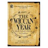 Simon & Schuster Entertainment Books - The Provenance Press Guide to the Wiccan Year Book