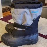 Columbia Shoes   Columbia Powderbug Plus Snow Boots   Color: Black/Gray   Size: 5b