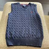 Polo By Ralph Lauren Shirts & Tops | Boys Ralph Lauren Sweater Vest | Color: Blue | Size: 18b