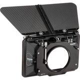 "Tilta 3-Stage 4 x 5.65"" Carbon Fiber Clip-On Matte Box (95mm Back) MB-T12-M95"