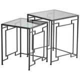 Cyan Designs Square Accent Table - 11042