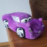 Disney Toys | Disney Purple Plush Car 13x8 Like New! | Color: Purple | Size: 13x8