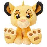 Disney Toys | Disney Simba Plush Big Feet Stuffed Animal Lion | Color: Orange/Yellow | Size: Osbb