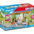 Playmobil Konstruktions-Spielset Meine Kinderarztpraxis (70541), City Life bunt Kinder Bausteine Bausätze Bauen Konstruieren