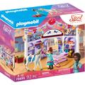 Playmobil Konstruktions-Spielset Miradero Reitladen (70695), Spirit Untamed, (92 St.), Made in Germany bunt Kinder Bausteine Bausätze Bauen Konstruieren