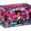 Playmobil Konstruktions-Spielset EverDreamerz Tourbus (70152), EverDreamerz, (118 St.), Made in Germany rosa Kinder Ab 6-8 Jahren Altersempfehlung