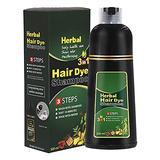 500ml hair dye, black hair dye water, plant extract hair dye, home hair dye, hair dye accessories