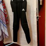 Adidas Other | Girl'S Yxl Adidas Climalite Soccer Goalie Pants | Color: Black/White | Size: Yxl