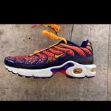 Nike Shoes | Nike Air Max Plus Tn Women | Color: Gold/Purple | Size: 7