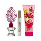 Betsey Johnson Women's Fragrance Sets - Betsey Johnson 1.7-Oz. Eau de Parfum 3-Pc. Set - Women