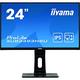 IIYAMA 60,4 cm (23,8 Zoll) LCD Monitor IPS