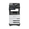 Lexmark MX MX826ade Mono Laser All-in-One Drucker DIN A4 Schwarz, Grau 25B0700