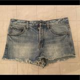 Free People Shorts | Free People Vintage Cutoff Shorts | Color: Blue | Size: 27