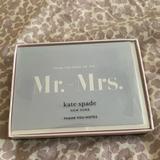 Kate Spade Party Supplies | Kate Spade Wedding Thank You Cards | Color: Blue/Gray | Size: Os