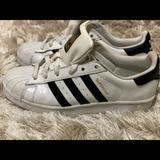 Adidas Shoes | Adidas Originals | Color: Black/White | Size: 5.5