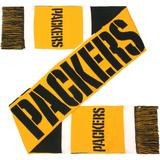 Green Bay Packers Reversible Colorblock Scarf