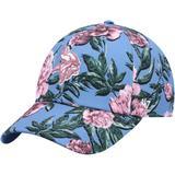 Women's '47 Blue Minnesota Vikings Peony Clean Up Adjustable Hat