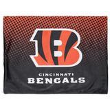 Cincinnati Bengals Two-Pack Plush Dot Pillow Protectors