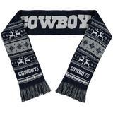 FOCO Dallas Cowboys Reversible Ugly Scarf