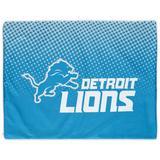 Detroit Lions Two-Pack Plush Dot Pillow Protectors