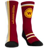 Rock Em Socks Washington Football Team Classic Uniform Crew