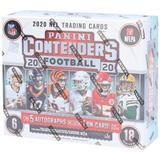 """2020 Panini Contenders Football Hobby 18-Pack Box"""