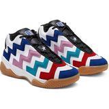 Converse Shoes | Converse Voltage Mid Drop Women'S Shoes 6 | Color: Blue/White | Size: 6