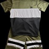 Nike Shorts | Nike Short Set | Color: Black/Green | Size: Xl