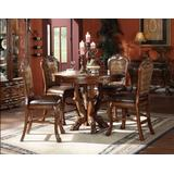 Dresden Counter Height Table in Cherry Oak - Acme Furniture 12160