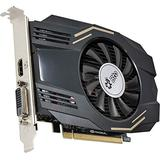 BTO HighProfile NVIDIA GeForce GT 1030 4GB (DVI, HDMI) PCI-E Video Graphics Card Dual Monitor Support Compatible with Dell, HP & Lenovo Towers Only