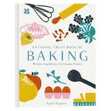 The National Trust Book of Baking: Recipes, Ingredients, Techniques, History by Sybil Kapoor, Multicolor