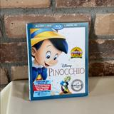 Disney Other | Pinocchio Blue Ray Dvd | Color: Blue/White | Size: Os